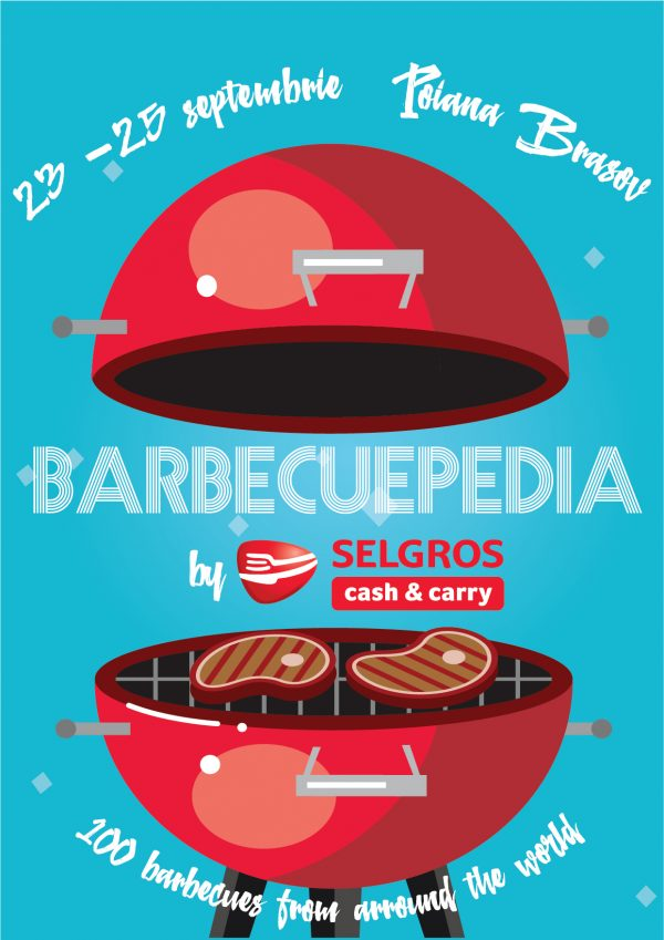 Barbecuepedia Poster Design