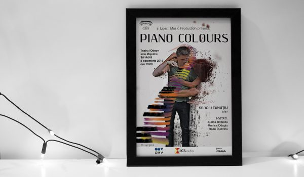 PianoColours Poster